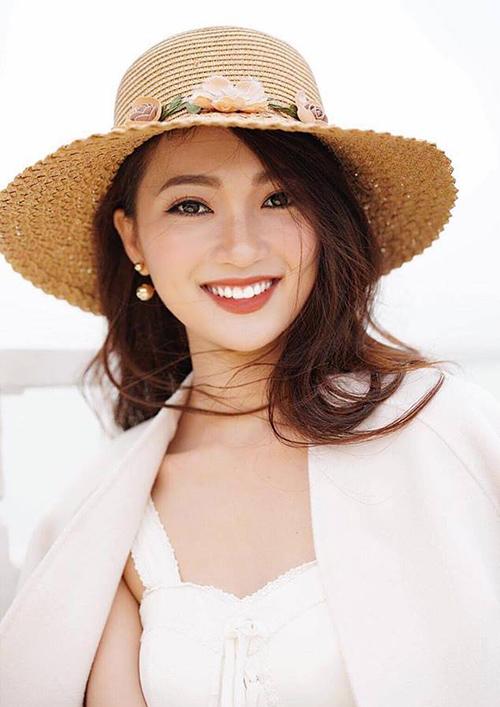 Ngọc Nữ - cô gái có gương mặt đẹp nhất Hoa hậu Hoàn vũ 2017