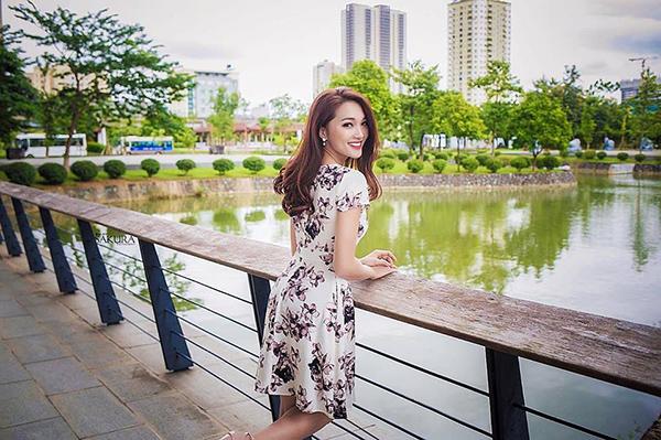 Cô gái mặt đẹp nhất Hoa hậu Hoàn vũ hụt vương miện đáng tiếc - page 2 - 8