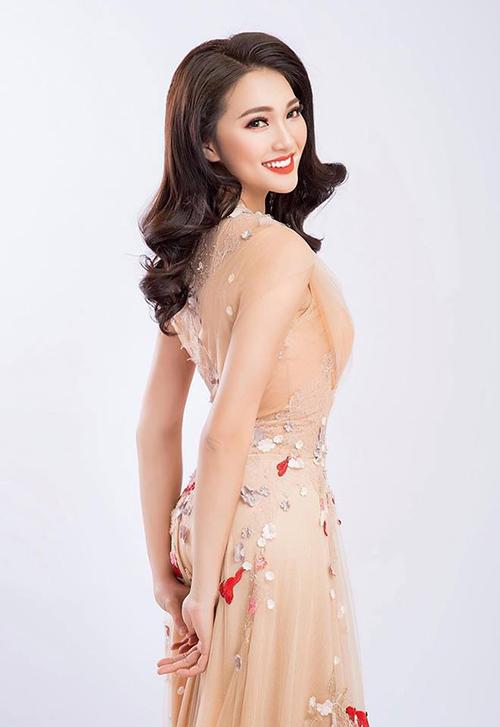 Cô gái mặt đẹp nhất Hoa hậu Hoàn vũ hụt vương miện đáng tiếc - page 2 - 1