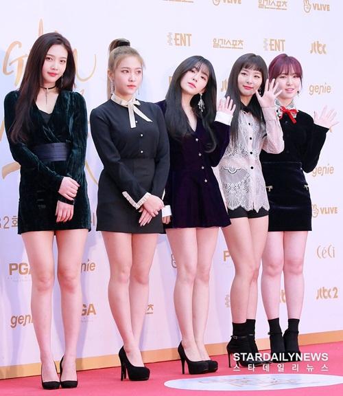 Nhan sắc lộng lẫy của Red Velvet chưa bao giờ khiến người hâm mộ thất vọng.