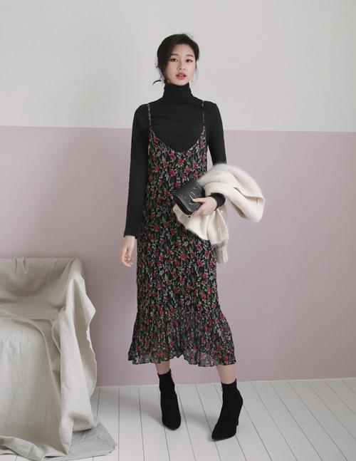 101 công thức phối áo len cổ lọ thách thức trời rét buốt - 7