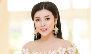 Cao Thái Hà gây xôn xao với phát ngôn 'gái nghèo thi hoa hậu để đổi đời'