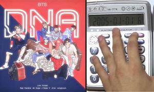 Không ngờ máy tính bỏ túi có thể chơi được những ca khúc Kpop này