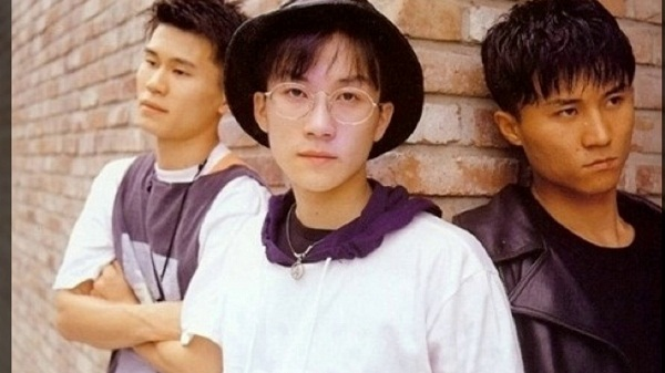Nhóm Seo Taiji and Boys.
