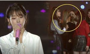Phản ứng của các idol khi thấy Yeri bật khóc ở GDA
