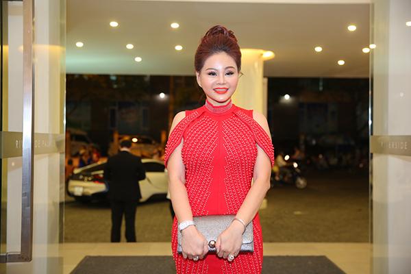 Dàn sao dự đám cưới Lâm Khánh Chi - 7