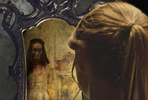 Gương luôn gắn liền với những lời đồn đại đáng sợ.