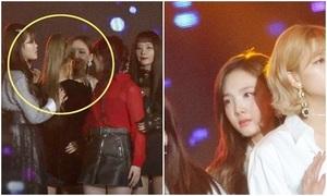 Na Yeon (Twice) lén khóc sau khi an ủi Yeri trên sân khấu