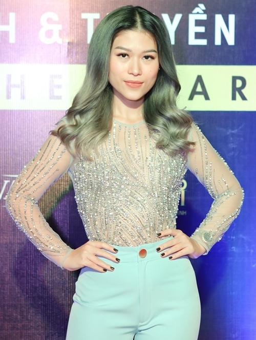 Rừng sao Việt đổ bộ thảm đỏ giải thưởng điện ảnh (2) - 6