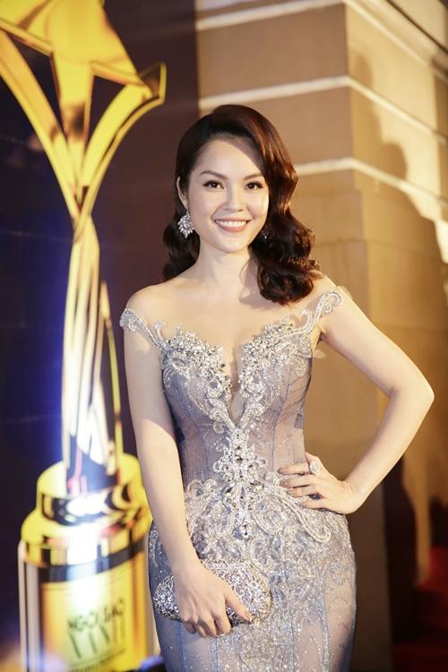 Rừng sao Việt đổ bộ thảm đỏ giải thưởng điện ảnh (2) - 2