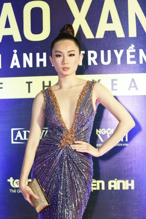 Rừng sao Việt đổ bộ thảm đỏ giải thưởng điện ảnh (2) - 7