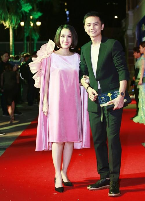 Rừng sao Việt đổ bộ thảm đỏ giải thưởng điện ảnh - 7