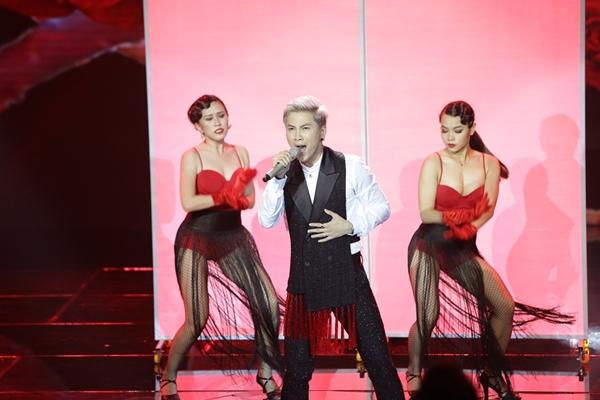Gia đình hoa dâm bụt nắm tay Giang Hồng Ngọc vào chung kết hát bolero - 1