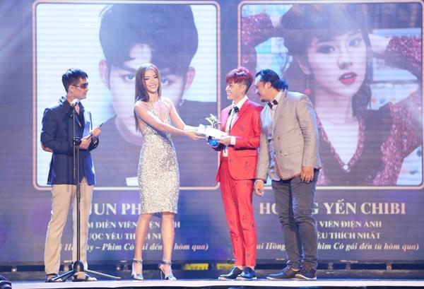 An Nguy chiến thắng giải thưởng điện ảnh cho vai diễn đầu tay - 2