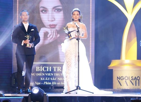 An Nguy chiến thắng giải thưởng điện ảnh cho vai diễn đầu tay - 4