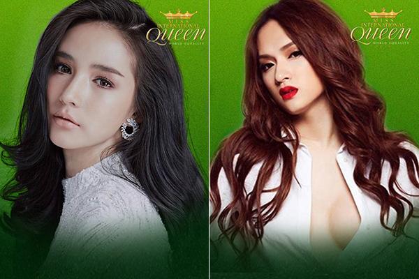 Nhan sắc đối thủ đáng gờm nhất của Hương Giang ở Hoa hậu chuyển giới