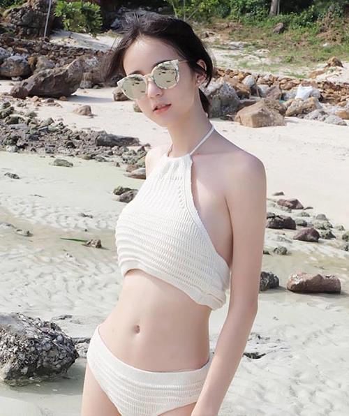 Nhan sắc đối thủ đáng gờm nhất của Hương Giang ở Hoa hậu chuyển giới - 9