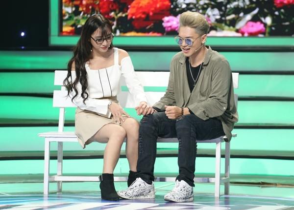 Huỳnh Mai bạo dạn nói lời yêu với Bảo Kun.