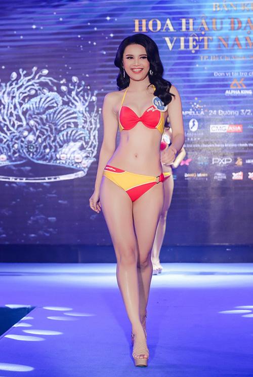Cô gái sẽ lên ngôi Hoa hậu Đại dương nếu Ngân Anh bị tước vương miện - 2