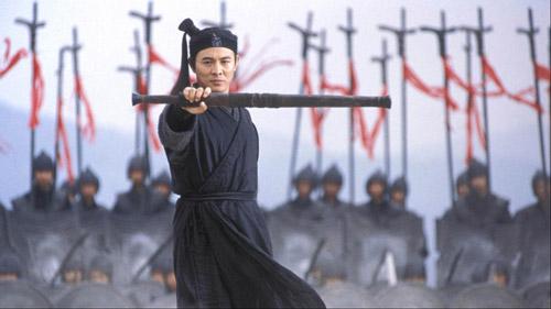Cảnh chiến đấu đẹp nhất màn ảnh Trung Quốc