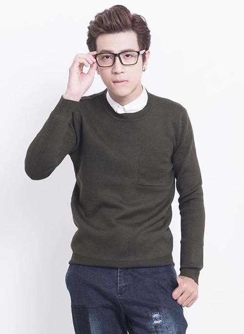 Phí Ngọc Hưng - hot boy học đường gây xôn xao nhất Vì yêu mà đến - 5