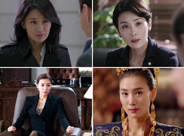Ác nữ số 1 của màn ảnh nhỏ Hàn Quốc - 4