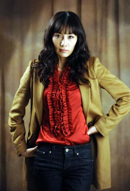 Ác nữ số 1 của màn ảnh nhỏ Hàn Quốc - 1