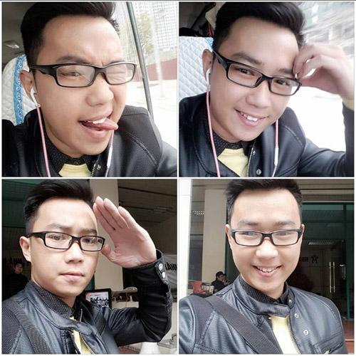 Minh Tít được mệnh danh hot boy Kem xôi.