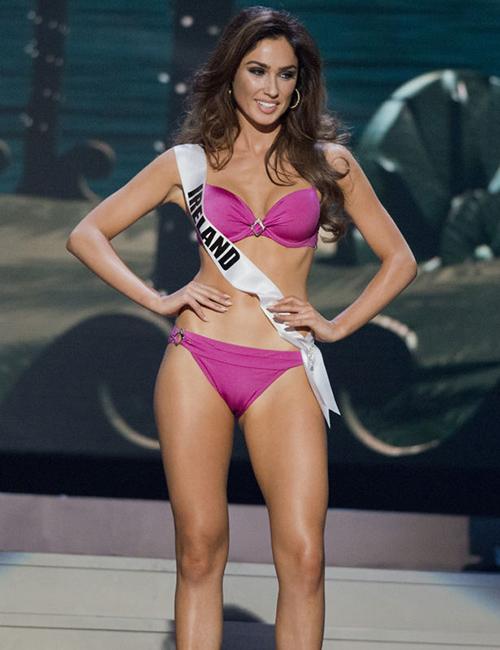 Lời nguyền của các thí sinh Next Top thi Miss Universe chờ HHen Niê phá bỏ - 1