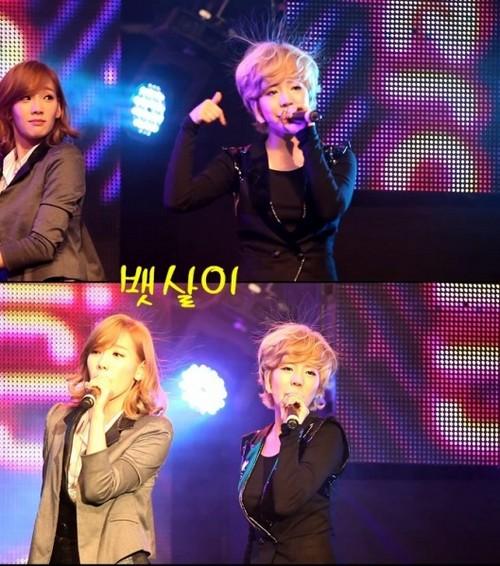 Idol Hàn trở thành trò cười vì mái tóc dựng ngược tích điện - 5