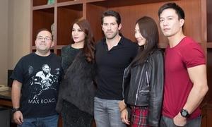 Trương Ngọc Ánh tái xuất với dự án phim cùng loạt sao quốc tế