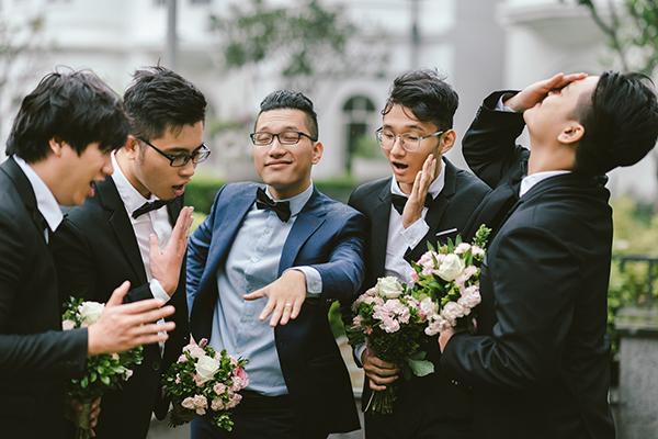 Em gái Trấn Thành lên xe hoa cùng bạn trai người Hong Kong - 6