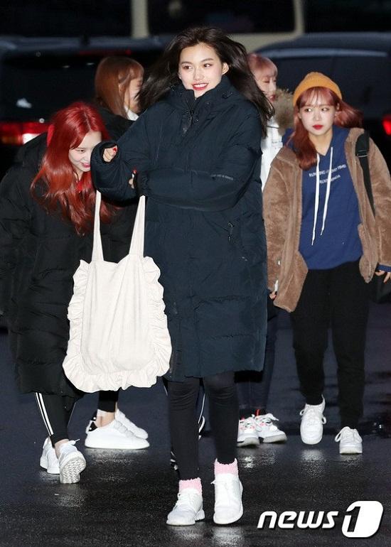 Do Yeon thân thiện đáng yêu.