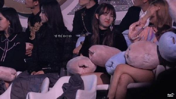 Fan thích thú trước sự dễ thương của các thành viên Twice.
