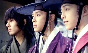 3 sao nam 'Chuyện tình ở Sungkyunkwan': Kẻ xuống dốc vì scandal, người thành sao hạng A