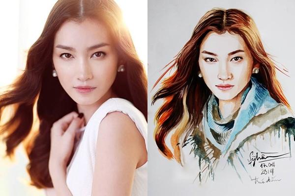Chàng họa sĩ dành thanh xuân để vẽ Hoa hậu, Á hậu - 11