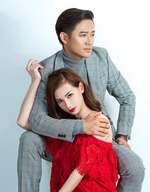 Quỳnh Chi thân mật bên Quý Bình như tình nhân - 2