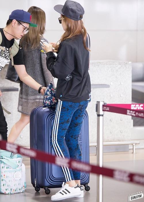 Mỹ nhân quần legging Na Eun được đền đáp sau khi gây sốt - 6