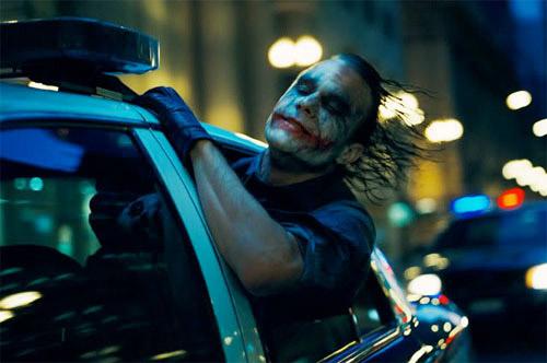 Joker trở thành nhân vật được chú ý nhiều trong phần phim này.