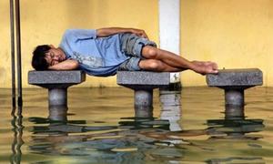 Ngàn lẻ tư thế ngủ bá đạo cần phong 'thánh'