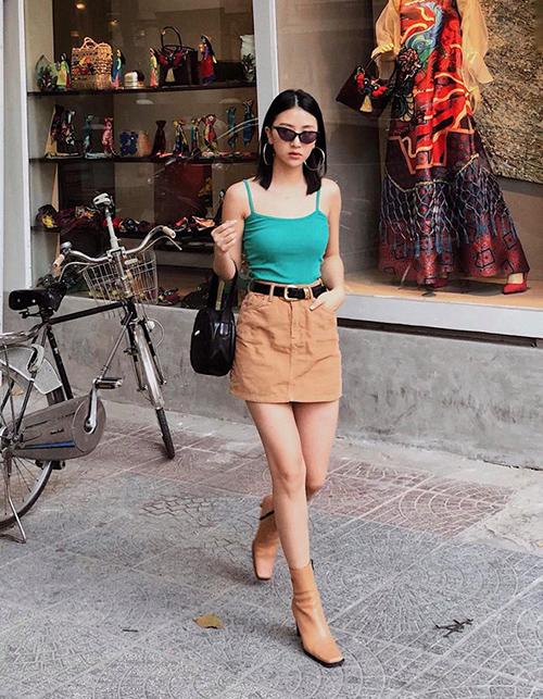 Đồ cool ngầu lên ngôi trong street style sao Việt tuần qua - 3