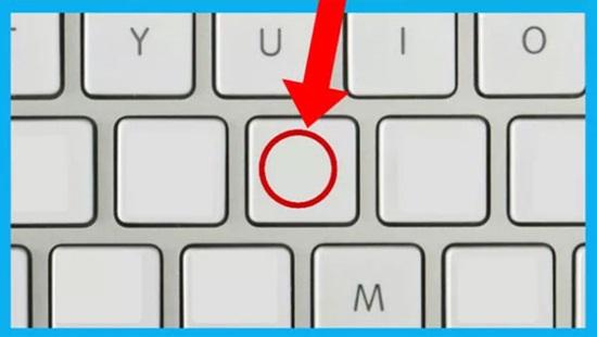 Đọ tài nhớ vị trí ký hiệu, chữ số trên bàn phím - 3