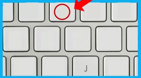 Đọ tài nhớ vị trí ký hiệu, chữ số trên bàn phím - 4