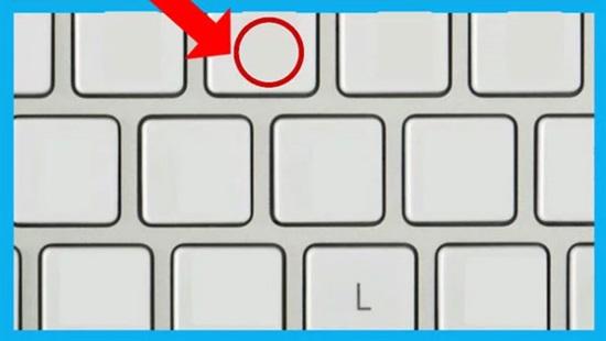 Đọ tài nhớ vị trí ký hiệu, chữ số trên bàn phím - 5