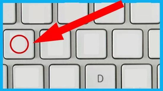 Đọ tài nhớ vị trí ký hiệu, chữ số trên bàn phím - 7