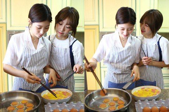 Những idol nữ Kpop có khả năng nấu nướng chuẩn nhất nhóm - 8
