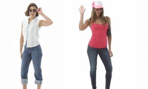 Quá trình phát triển quần jeans nữ trong làng thời trang thế giới