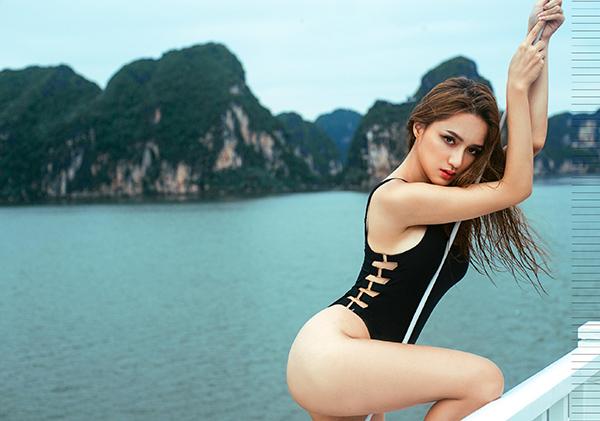 3 người đẹp có thân hình hot nhất Nữ hoàng chuyển giới Quốc tế - 10