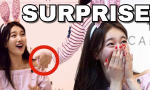 Các idol Hàn bị fan dọa 'xanh mặt' ở buổi ký tặng
