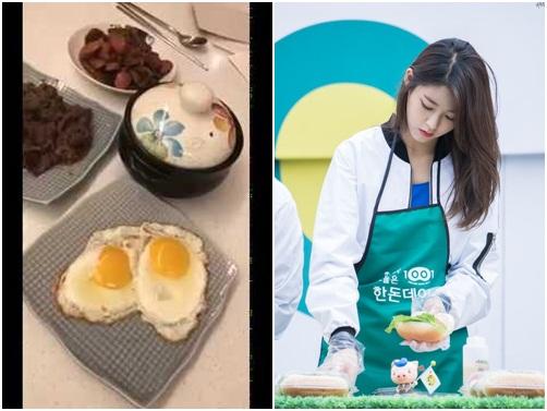 Những idol nữ Kpop có khả năng nấu nướng chuẩn nhất nhóm - 11